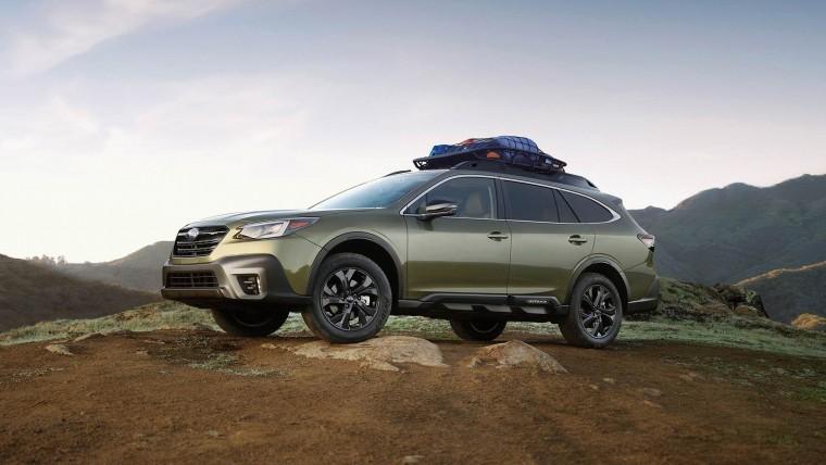 Ny Subaru Outback presenterad